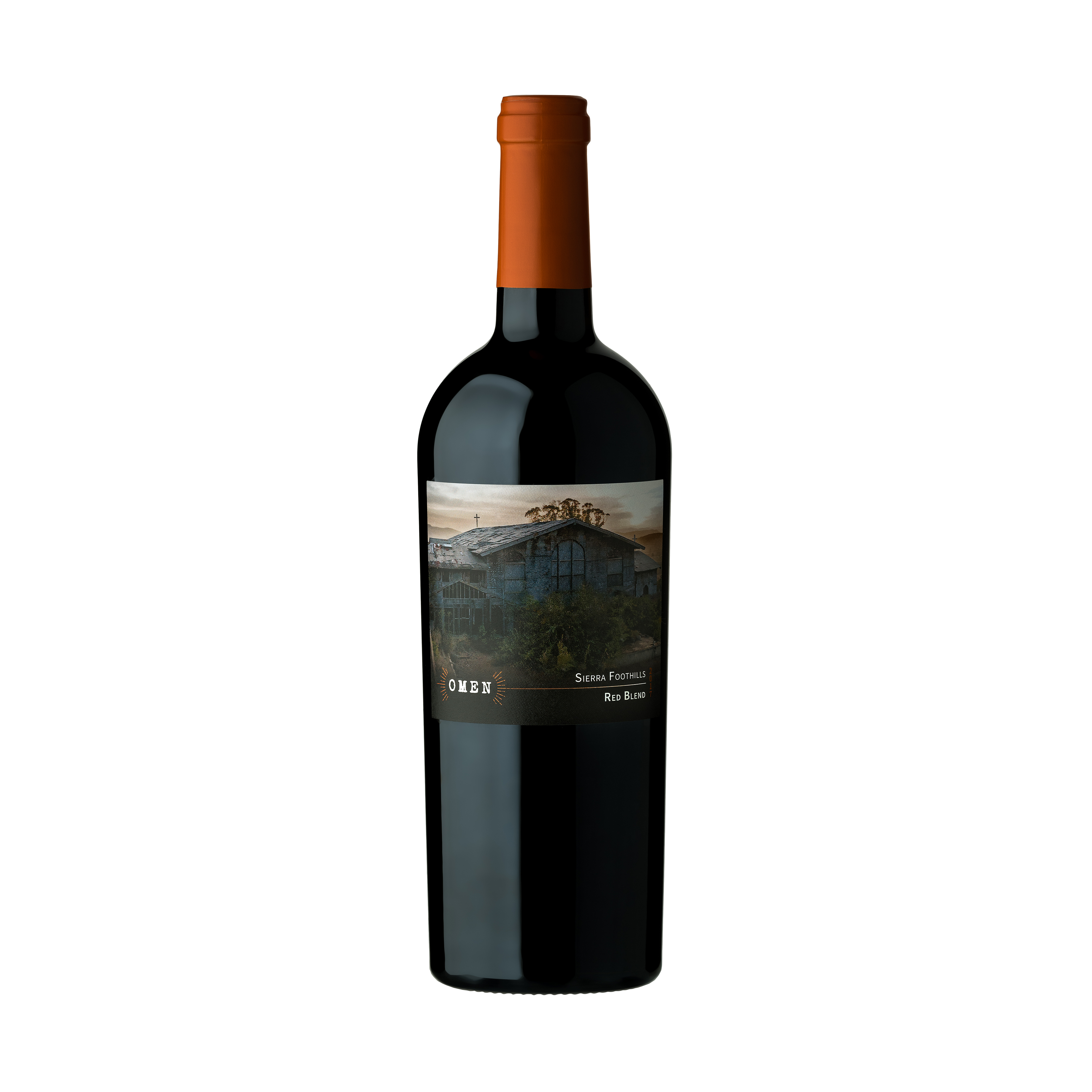 Sierra Foothills Red Blend